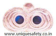 Aluminised Heat Resistant Goggles