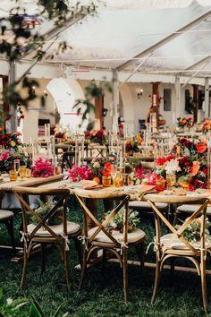 Colorful Latin-Inspired Wedding at Casa Romantica Latin Wedding, Wedding Day, Spanish Wedding, Wedding Beach, Wedding Stuff, Hawaii Wedding, Wedding Reception, Wedding Venues, Dream Wedding