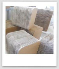 mini chock  - cardboard  24,5 cm x 24, 5 cm  price 20 EUR  order by laboratoryart.eu