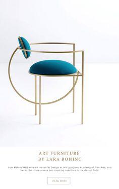 interior home design Funky Furniture, Art Furniture, Unique Furniture, Furniture Design, Muebles Art Deco, Deco Design, Home And Deco, Home Interior Design, Home Design