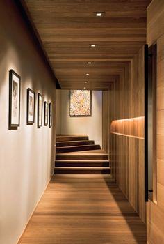 1000 images about trapopgang en overloop stairs corridor on pinterest hallways hallway - Decoreren van een gang ...