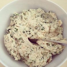 Cashew-Frischkäse (vegan, roh)