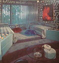 1970's home decor
