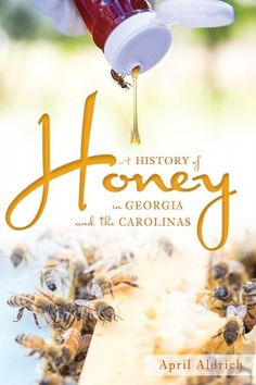 """""""History of Honey in Georgia and Carolinas"""" traces beekeeping from 1800s–today. #countrystore"""