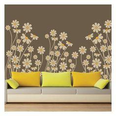 Quieres darle un toque primaveral a la decoración de paredes ?. En Vinilos Casa ® te proponemos esta original y exclusiva pegatina para pared, vinilo decorativo o adhesivo para pared... visita www.viniloscasa.com