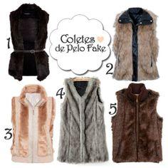 COMPRAR COLETE DE PELO FAKE - Links no Blog  http://viroutendencia.com/2014/05/18/tendencia-colete-de-pelo-fake-no-outonoinverno/