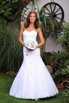 0afccf50dec0 Wedding Dresses White Dress Lace- Bílé svatební šaty s krajkou -Svatební  studio Nella
