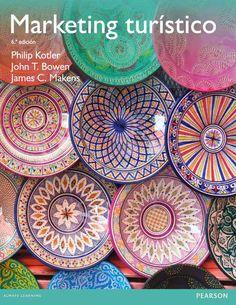 MARKETING TURÍSTICO 6ED Autores: James Makens , John T. Bowen y Philip Kotler   Editorial: Pearson  Edición: 6 ISBN: 9788490352922 ISBN ebook: 9788490352939 Páginas: 704 Área: Economia y Empresa Sección: Marketing
