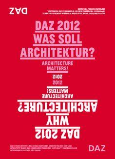 Che cos'è l'architettura?   Raumtaktik