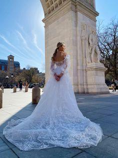 Monique Lhuillier Bridal Spring 2022 Trunk Show @leliteboutique May 27 - 30 New Wedding Dresses, Wedding Attire, Bridal Dresses, Elite Bridal, Monique Lhuillier Bridal, Bridal Boutique, Spring Dresses, Bridal Collection, Bride
