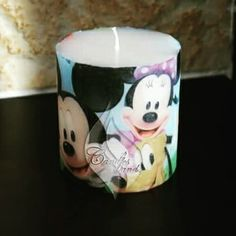 Mickey Mouse Clubhouse candle