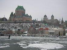 Québec – Wikipedia Taj Mahal, City, Building, Travel, Differentiation, Viajes, Buildings, Cities, Destinations