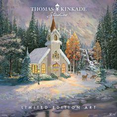 Kinkade Paintings, Thomas Kinkade, Paths, Taj Mahal, Studios, Corner, Travel, Instagram, Artists