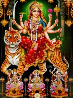 We curated the list of Goddess Vaishno Devi Image here for the devotees. Scroll down to see Goddess Vaishno Devi Images, pictures, HD images and more. Lord Durga, Durga Kali, Durga Puja, Shiva Shakti, Durga Images, Hanuman Images, Mother Goddess, Goddess Lakshmi, Lakshmi Photos