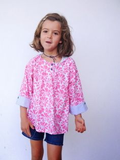 turn the coat into a shirt! , do guincho: FLIP THIS PATTERN . THE SERENDEPITY SWING COAT (TURNED INTO SHIRT BY DOGUINCHO!)