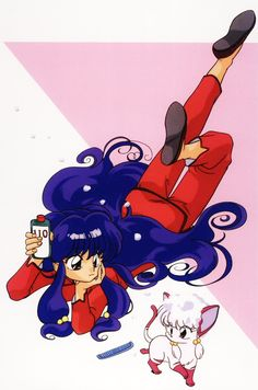 Aussie shampoo is a name of a band product that produces other hair care product such as conditioners, gel and hair spray, this product. Old Anime, Anime Manga, Anime Art, Ranma 1 2 Shampoo, All Anime Characters, Rm 1, Female Anime, Thing 1, Illustrations