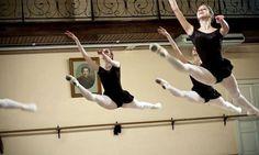 Vaganova Ballet Academy -- via mariadoval
