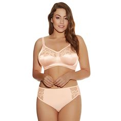 3e2ccd9df Gorgeous Cate with NO underwire- up to G cup! Wacoal