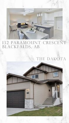 If you like a view this Dakota is for you! Built on a hand-picked lot in a quiet crescent in Blackfalds, AB with views for miles, this modified Dakota brags a walk-through pantry, upstairs laundry and open-concept living. It's worth viewing. email rhdonda@abbeyplatinum.ca Open Concept, Pantry, Photo And Video, Building, Outdoor Decor, Instagram, Home Decor, Pantry Room, Butler Pantry
