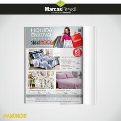 Anúncio – Sinhá Moça > Desenvolvimento de anúncio para Sinhá Moça na Revista A+ < #anúncio #marcasbrasil #agenciamkt #publicidadeamericana