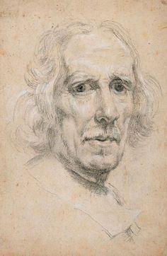 Неделя мужского селфи - GianLorenzo-Bernini-Autoritratto-1665.     Неправильный глагол
