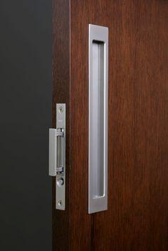 Flush Pulls - HB1470 310mm Flush Pull - HandB2012