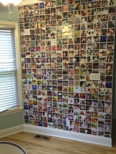 My photo wall @PersnicketyPrints