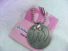 """Taschenanhänger - CHRISMAS*ANGEBOT """"hope"""" Taschen- Schlüsselanhänger - ein Designerstück von Seelen-Schmuck bei DaWanda"""