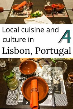 Adoration 4 Adventure's recommendations for finding local cuisine and culture in Lisbon, Portugal. How to enjoy home dining around the world.