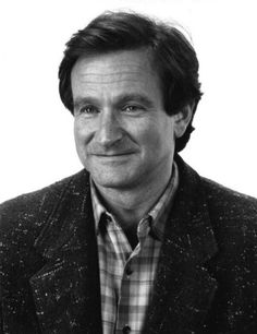 robin williams pics in black and white | Best American Stand Up Comedian of all time Robin Williams