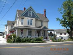 Miss Molly's Inn, where Marguerite Henry wrote Misty of Chincoteague