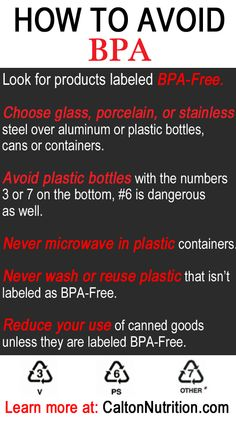 Wondering how to avoid BPA? While you will never find BPA as a listed food ingredient, this toxic troublemaker must be avoided!