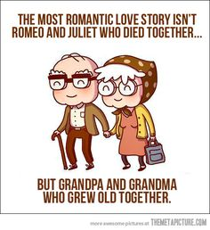 The best love story…    Thank You God, for bringing such a great man into my life. This is us~  : )