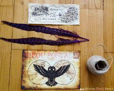 Potter Frenchy Party - Une fête chez Harry Potter