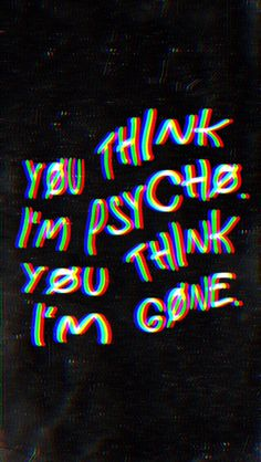 Cute wallpapers · tell the psychiatrist something is wrong wallpaper iphone neon, sad wallpaper, wallpaper quotes, Wallpaper Iphone Neon, Glitch Wallpaper, Sad Wallpaper, Black Wallpaper, Screen Wallpaper, Wallpaper Quotes, Melanie Martinez Quotes, Melanie Martinez Mad Hatter, We All Mad Here