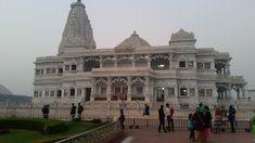 #magiaswiat #podróż #zwiedzanie #indie #blog #azja #zabytki #swiatynia #miasto #kosciół #katedra #yamuna #krsna #shiva #durga #vrindavan Indie, Durga, Shiva, Louvre, Building, Blog, Travel, Viajes, Buildings