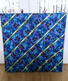 Its an Electric Blue mix. by Maria Gibbs on Etsy