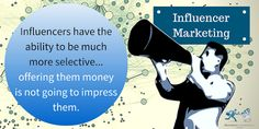 The possibility of infleuncer marketing can cause desperate behavior. Better Learn to Pocast: http://ift.tt/1VKbsMX
