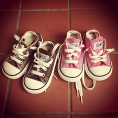 Toddler converse... Nothing cuter