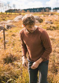 Raglangenser Sweater Knitting Patterns, Cambridge, Men Sweater, Sweaters, Design, Style, Kit, Boys, Tejidos