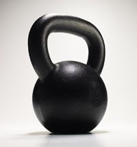 Kettlebells!  Would like to try using them!!