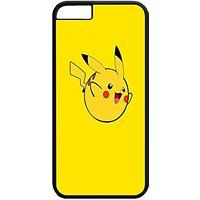 Cheap iPhone 6 Plus Case iPhone 6S Plus Cases Pokemon Go Pika Pika 01 Hard…