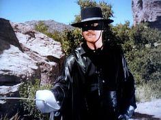 Zorro - Guy Williams - Disney Zorro. Looks a lot like The Son of Monte Cristo. Must check into!