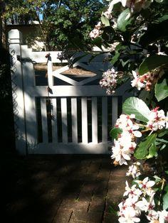 My gate - love