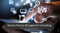 Customer experience sales pitch by Capgemini Consulting (confidential)