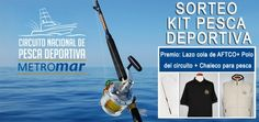 Sorteo Kit Pesca Deportiva