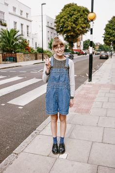 OUTFIT | DUNGAREE FUN! - Fashion Your Seatbelts