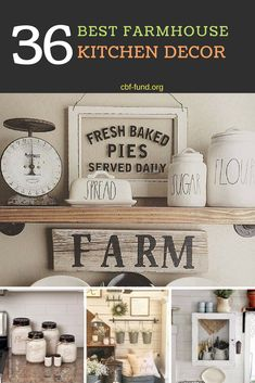 51 Best Rustic Farmhouse Kitchen Decor Ideas Images Home Kitchens