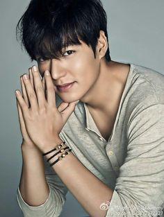 Lee Min Ho @ Chow Tai Fook ( 2014 ) ~he's absolutely gorgeous here❣️❣️❣️ Korean Star, Korean Men, Asian Men, Jung So Min, New Actors, Actors & Actresses, Asian Actors, Korean Actors, Lee Min Ho Kdrama
