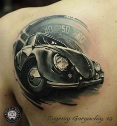 Best Car Tattoos Images – Best Tattoos In The World, Best Tattoos For Me, Best Tattoos For Men, Best Tattoos Designs, Best Tattoos Ideas Auto Tattoo, Vw Tattoo, Car Tattoos, Body Art Tattoos, Sleeve Tattoos, Hot Rod Tattoo, Tattoo Art, Sanskrit Tattoo, Trendy Tattoos